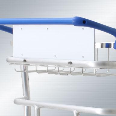 Rear-basket-panel